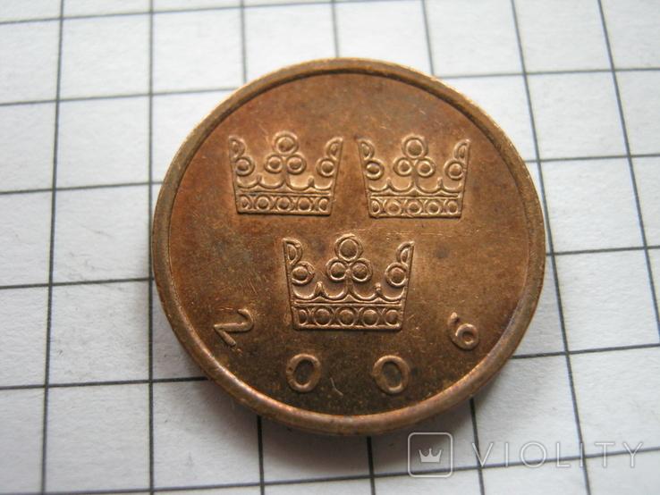 Швеция 50 эре 2006 года, фото №2