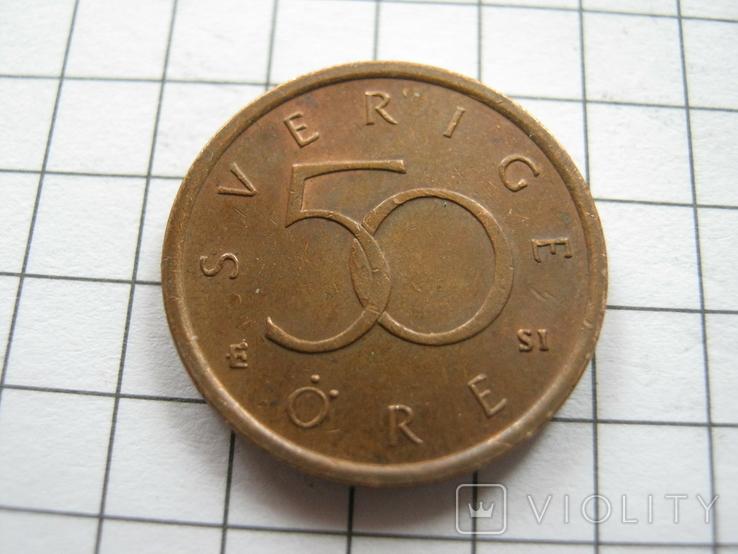 Швеция 50 эре 2006 года, фото №3