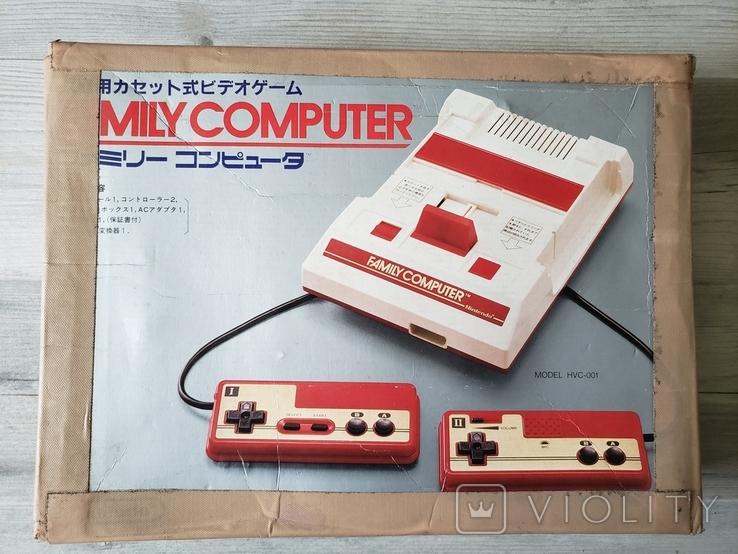 Nintendo Famicom Japan, фото №2