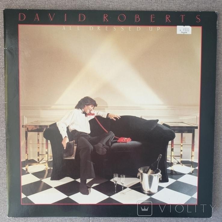 "Платівка. ""David Roberts All Dressed Up"", фото №2"