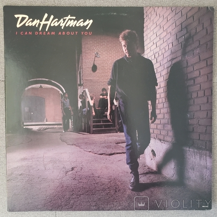 """Платівка. """"Dan Hartman I Can Dream About You"""", фото №2"""