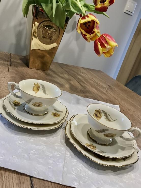 Чашки Hutschenreuther германия, фото №2