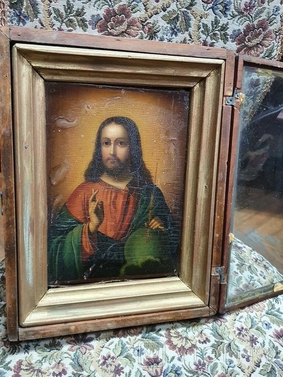 "Икона ""Иисус Христос "", фото №3"