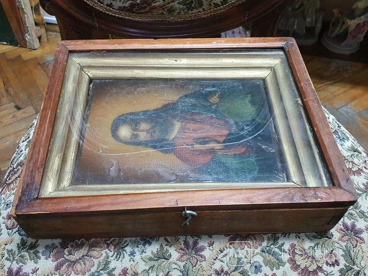 "Икона ""Иисус Христос "", фото №8"