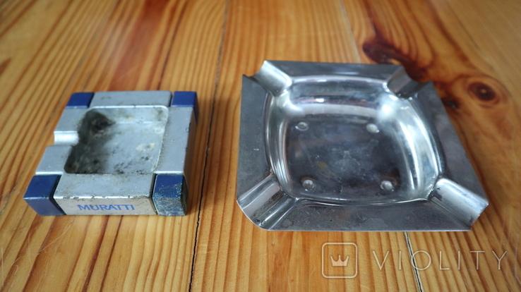 2 пепельницы, фото №2