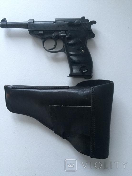 Макет пістолета Walther P38, фото №3