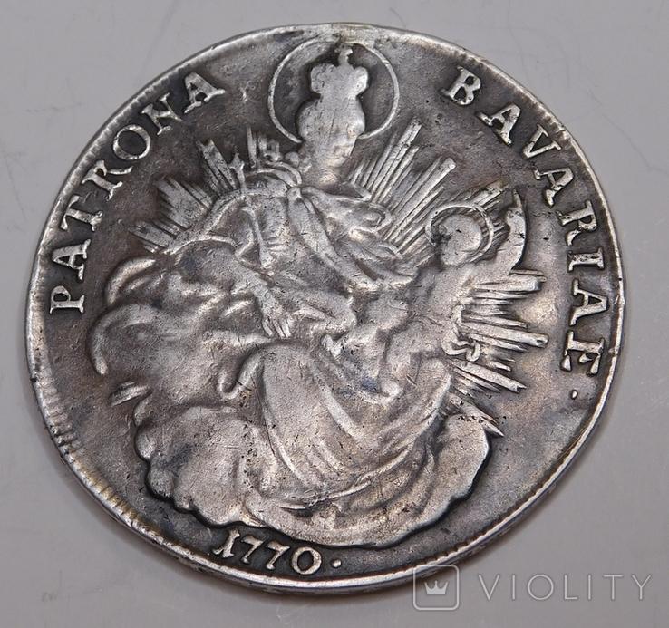 Талер Бавария 1770, фото №4