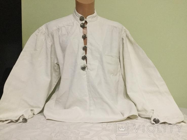 Льняная сорочка, фото №2