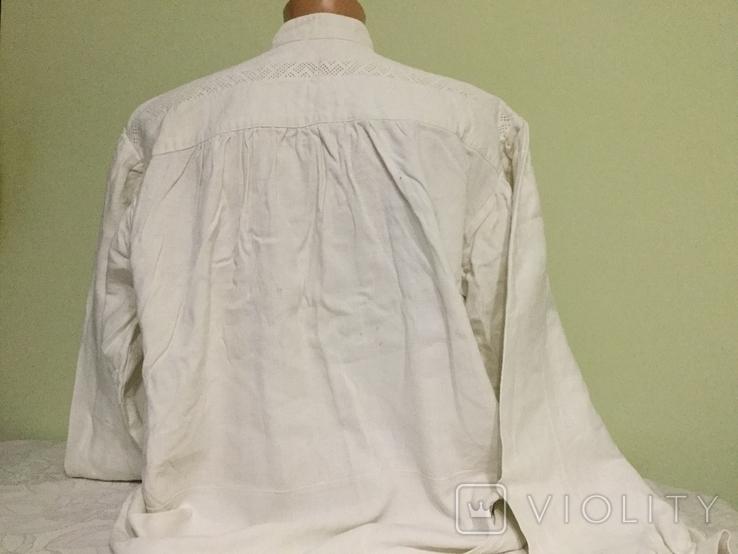 Льняная сорочка, фото №3