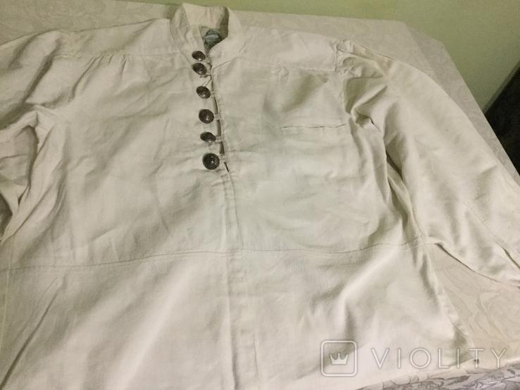 Льняная сорочка, фото №4