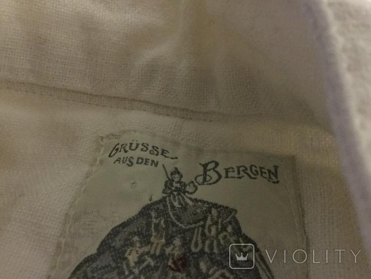 Льняная сорочка, фото №9