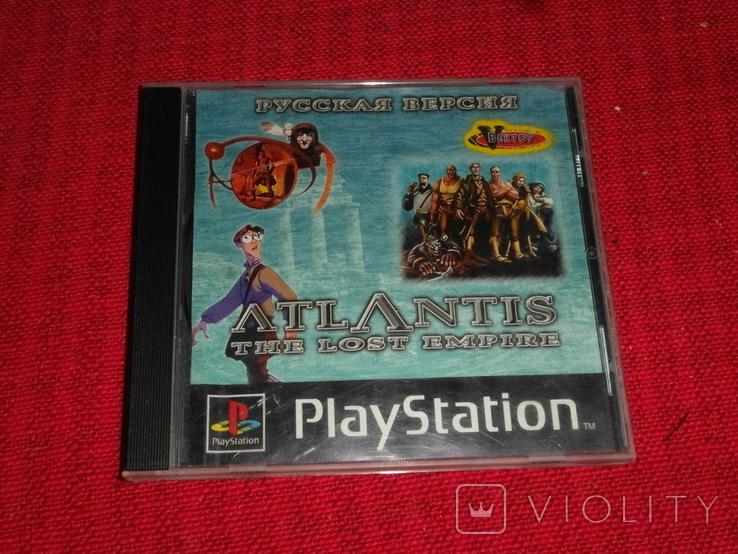 Диск-игра для Playstation.№43(пустая коробка), фото №2