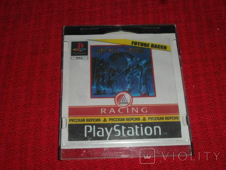Диск-игра для Playstation.№44, фото №2