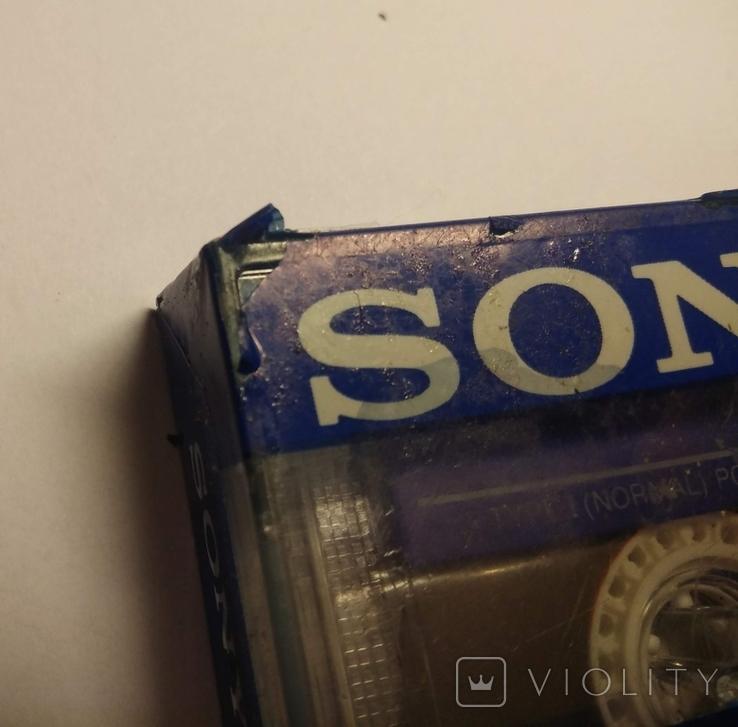 Аудиокассета SONY, фото №8