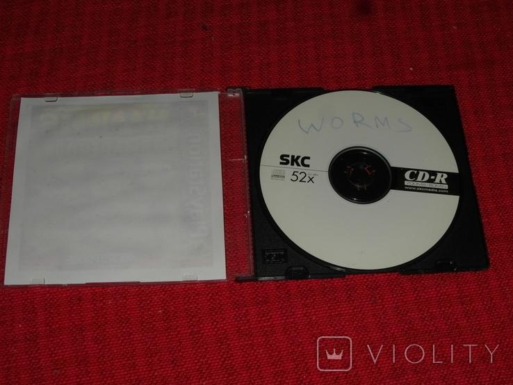 Диск-игра для Playstation.№49, фото №4