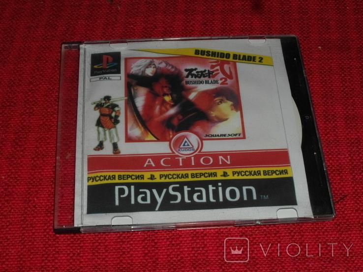 Диск-игра для Playstation.№52, фото №2