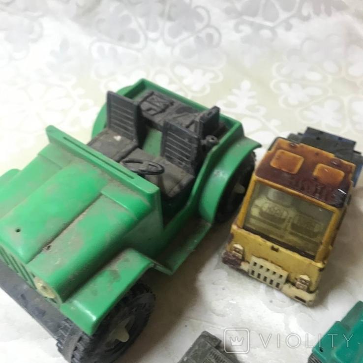 Машинки из ссср, фото №5