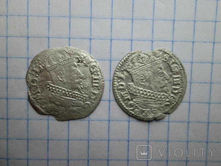 Грош 1625-1626гг. 2шт. №15, фото №3