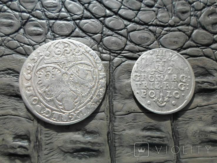 Монеты Сигизмунда, фото №4