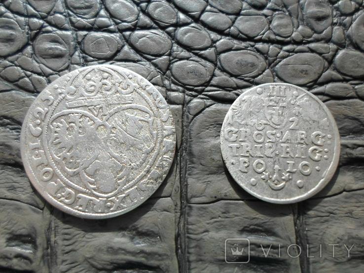 Монеты Сигизмунда, фото №5