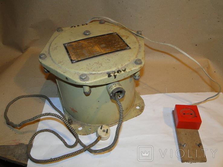 Трансформатор 220 В -- 127 В, фото №3