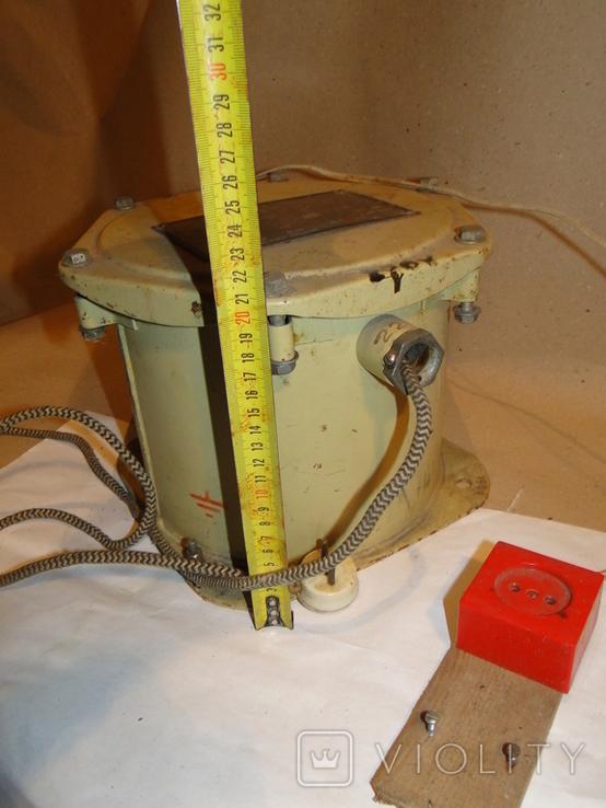 Трансформатор 220 В -- 127 В, фото №7