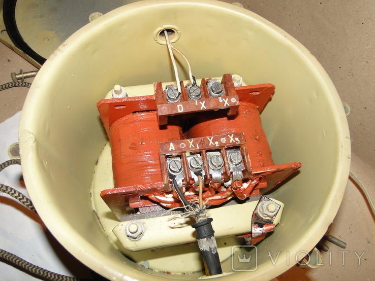 Трансформатор 220 В -- 127 В, фото №8