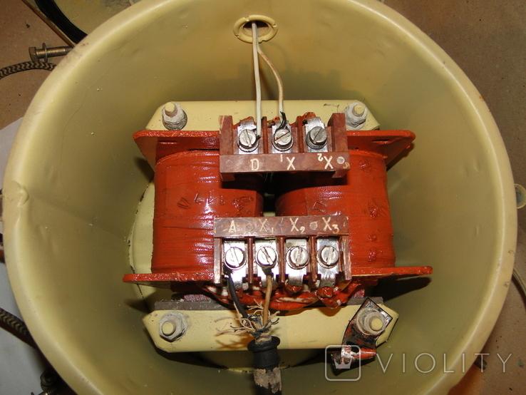 Трансформатор 220 В -- 127 В, фото №9