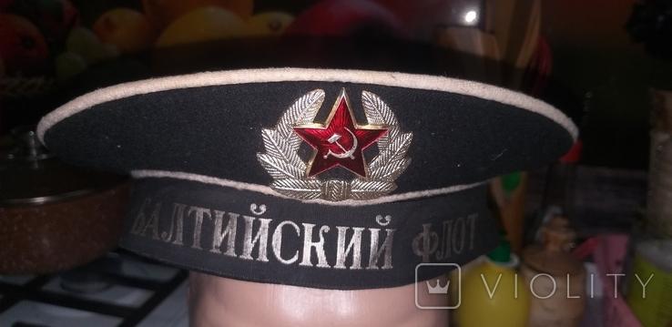 """Бескозырка """"Балтийский Флот"""", фото №3"""