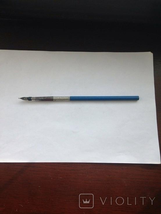 Ручка перьевая СССР, фото №3
