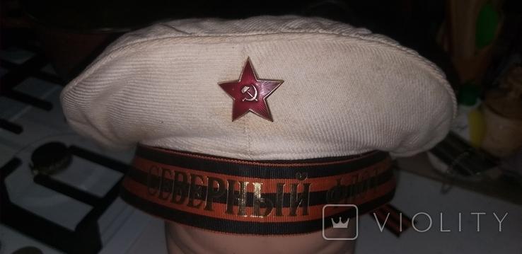 """Бескозырка """"Северный Флот"""", фото №3"""