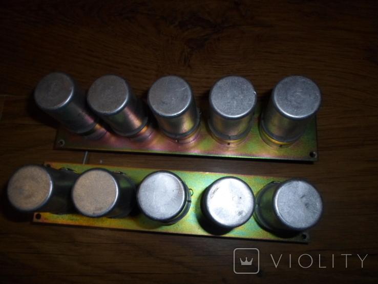Блок конденсаторов, фото №2