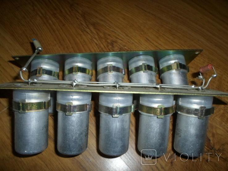 Блок конденсаторов, фото №3