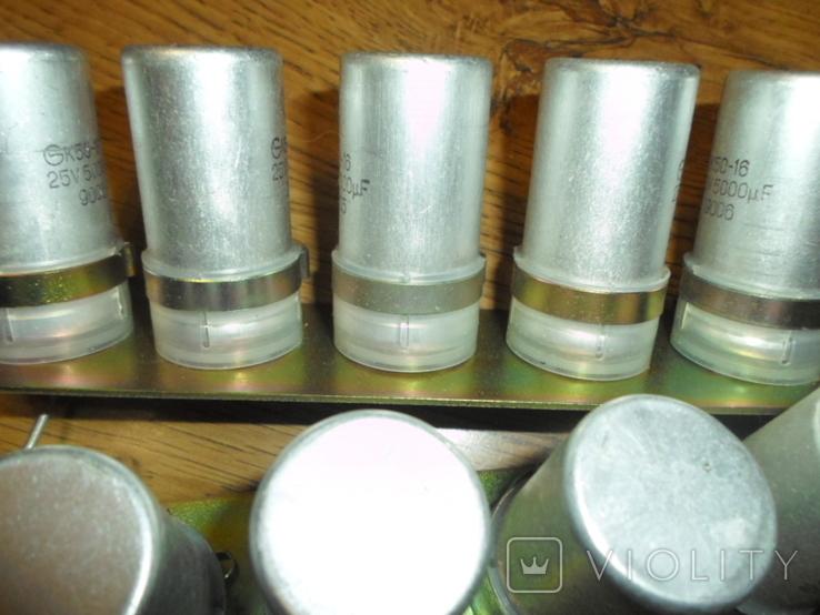 Блок конденсаторов, фото №5