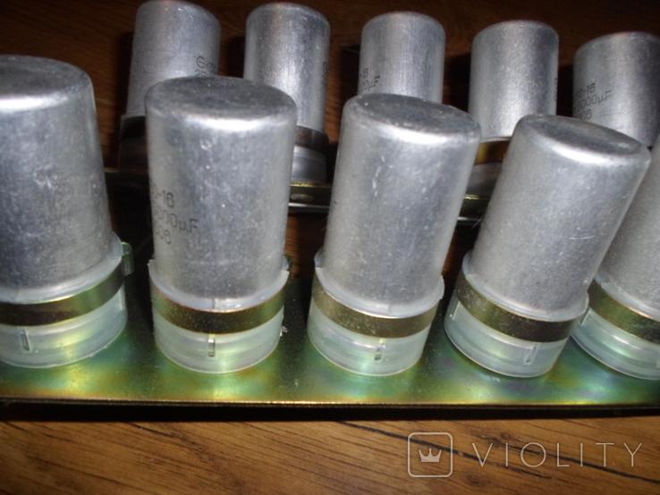 Блок конденсаторов, фото №6