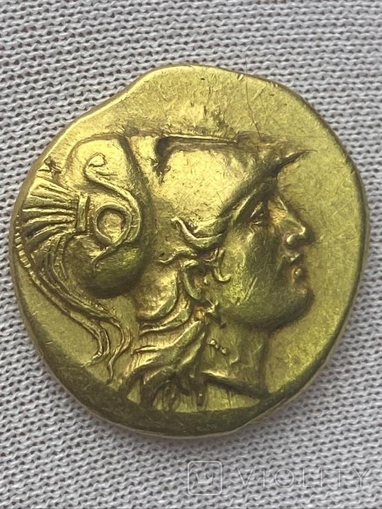 Статер Александра Македонского, фото №2