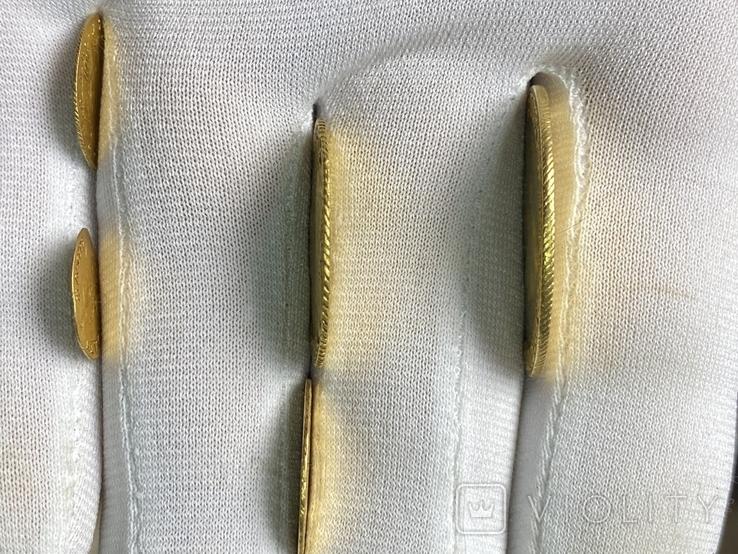 Полная Коллекция Екатерины Второй 5 монет, фото №6