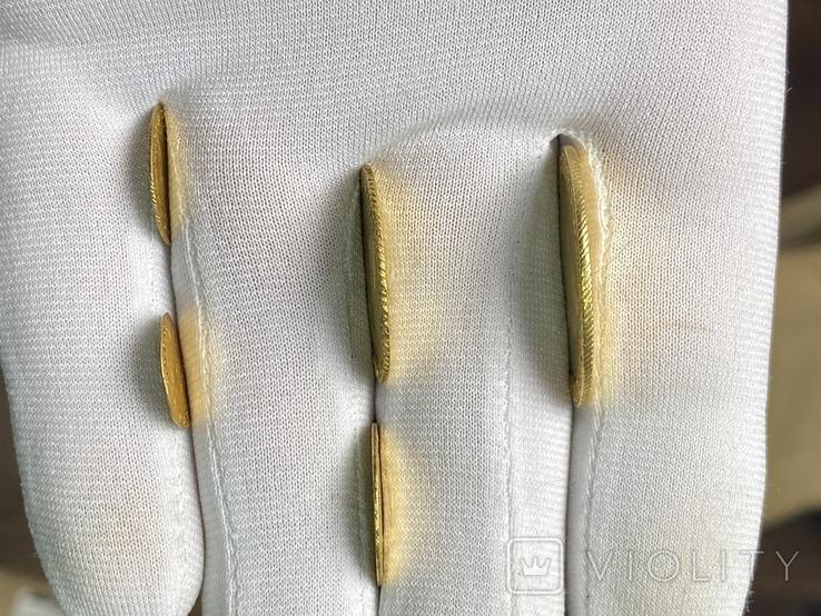 Полная Коллекция Екатерины Второй 5 монет, фото №8