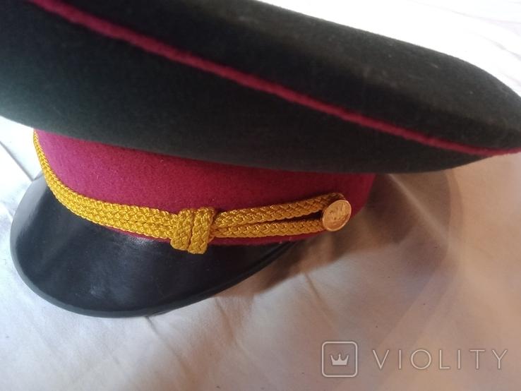 Фуражка ЗСУ, фото №3