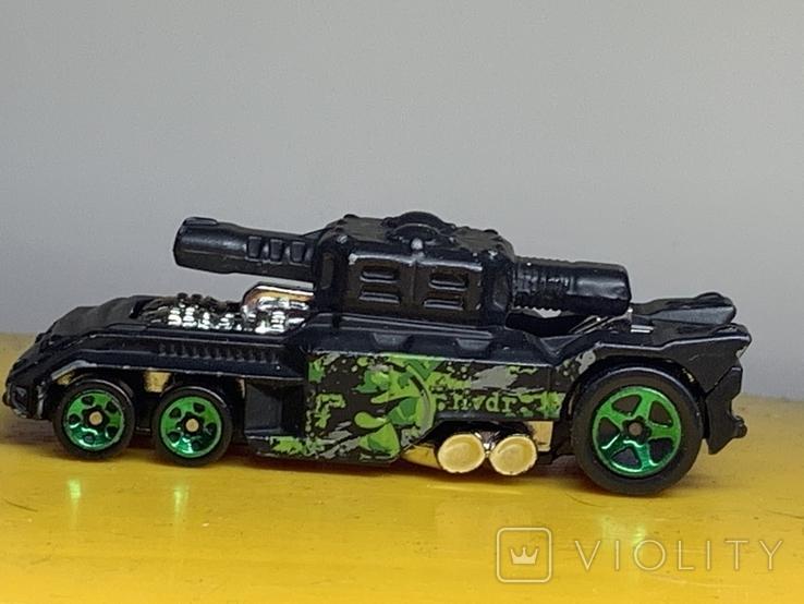 Hot Wheels Invader, фото №2