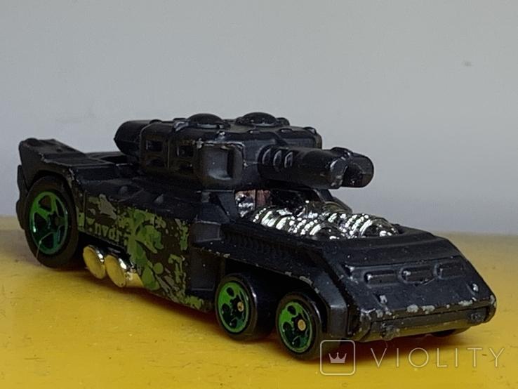 Hot Wheels Invader, фото №3