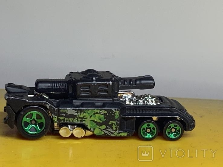 Hot Wheels Invader, фото №4