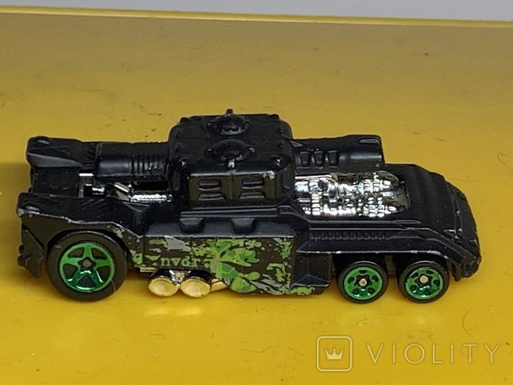Hot Wheels Invader, фото №5
