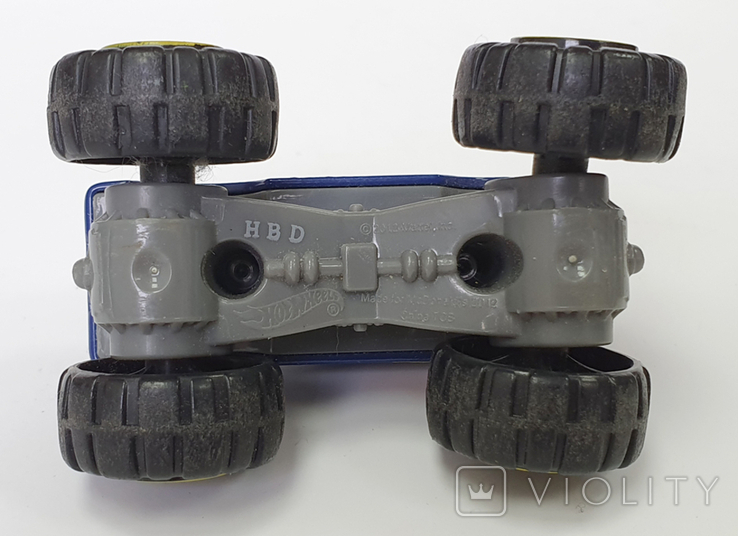 Машинка Hot Wheels, 2012 год, фото №6