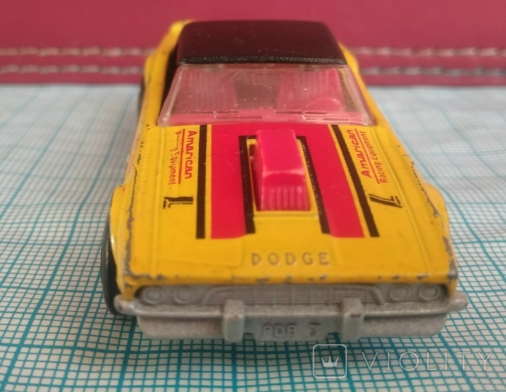 Matchbox Dodge Challenger 1975, фото №4