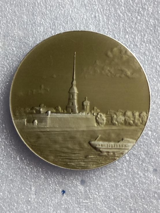 Петропавловская крепость Ленинград., фото №3