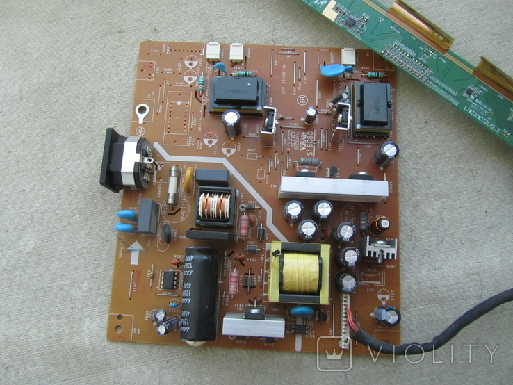 Плата от монитора Philips, фото №2
