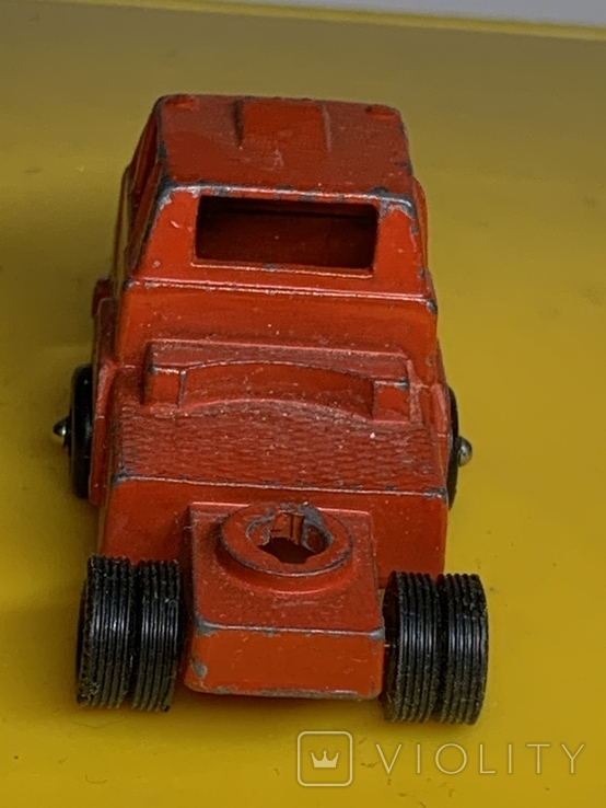 Модель грузовика 1/64, фото №5
