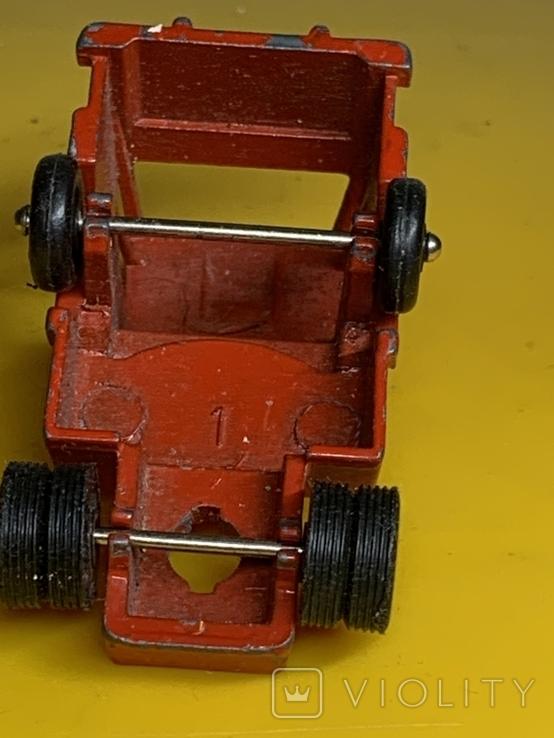 Модель грузовика 1/64, фото №6
