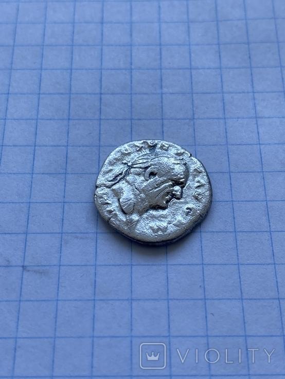 Денарий Веспасиана, фото №6